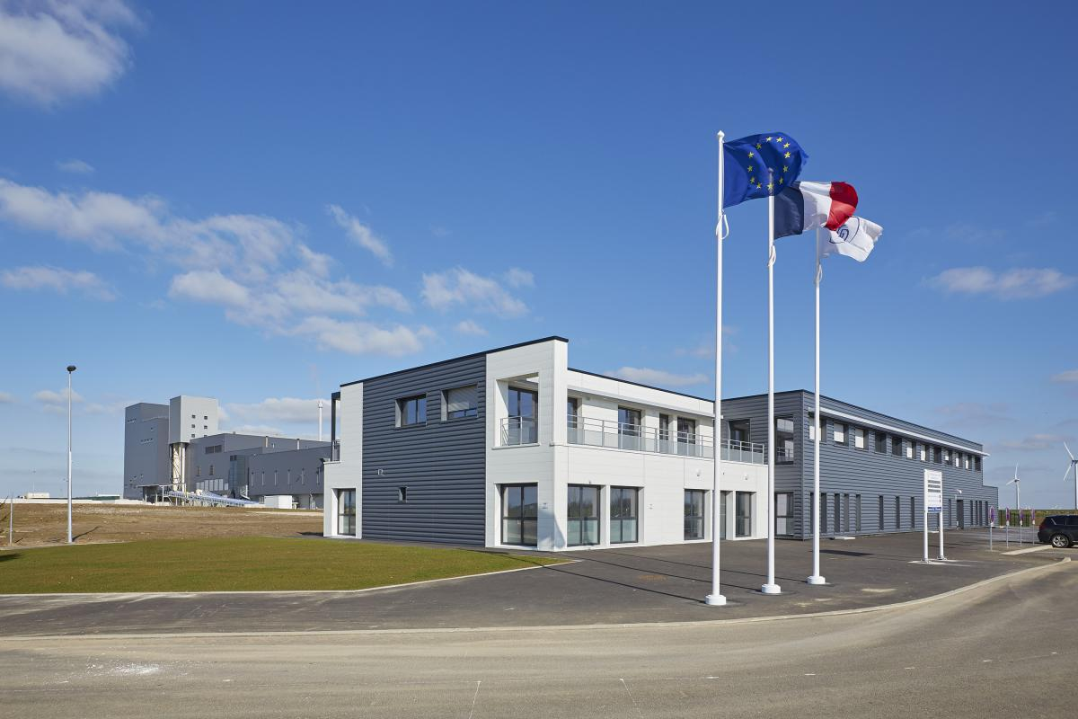 New Saint-Quentin plant