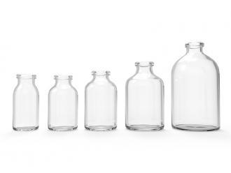 Innovation - Clareo injectable vials, molded glass bottles